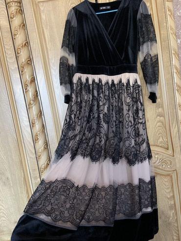 Платье турецкое брала за 5500 в караване размер 40 турецкий в Токмак