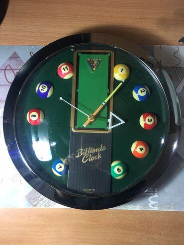 Антикварные часы - Азербайджан: Billiard saat