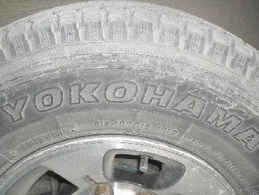t 2 i в Кыргызстан: Куплю одну покрышку yokohama geolandar i\t 215\80R15 зима,в