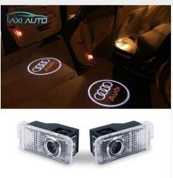 Audi a4 3 mt - Srbija: Audi - led logo projektor za vrata - komplet od 2 komada. Ugrađuju se