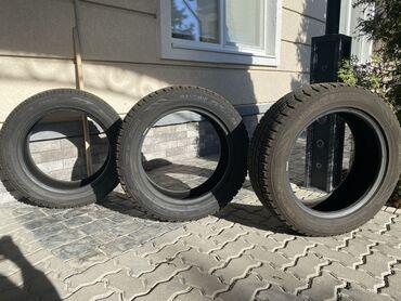 купить литые диски на тойоту камри в Кыргызстан: Продаю зимнюю резину TOYO, откатали 1 сезон. 3 штуки, или куплю такую