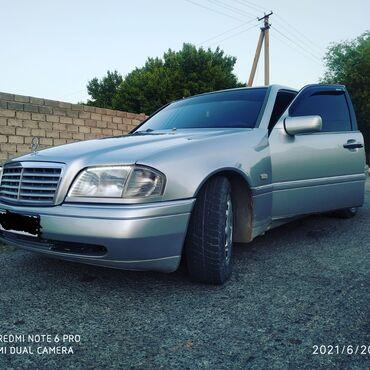 Транспорт - Исфана: Mercedes-Benz C 200 2.2 л. 1995   297725 км