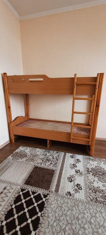 Двухъйярусная кровать