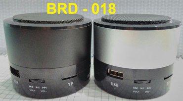 Bakı şəhərində USB Kalonka BRD-018 FM Radio, USB, Mikro sd, Zaryatka yigan,