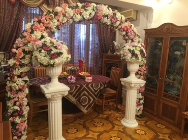 Bakı şəhərində Ev dekorlari