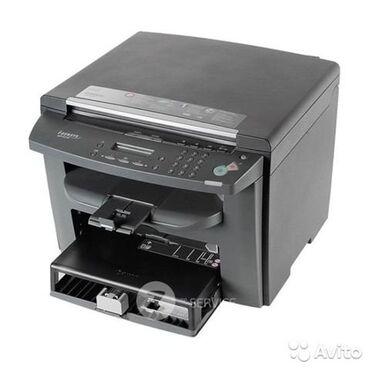 Электроника - Чолпон-Ата: Продаю принтер сканер черно белый состояние хорошое )