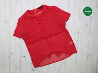 Женская блуза с коротким рукавом therapy,р.M       Длина: 57 см Плечи