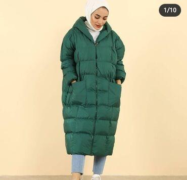 платья рубашки оверсайз в Кыргызстан: Куртка женская Размер стандарт, оверсайз Производство Турция