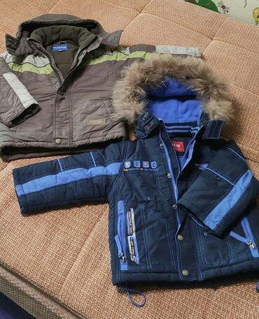 угольные котлы цена в Кыргызстан: Продаются зимние детские куртки в отличном состоянии. Зелёная на рост