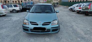 пакеты для заморозки в Кыргызстан: Nissan Almera Tino 1.8 л. 2002 | 242000 км
