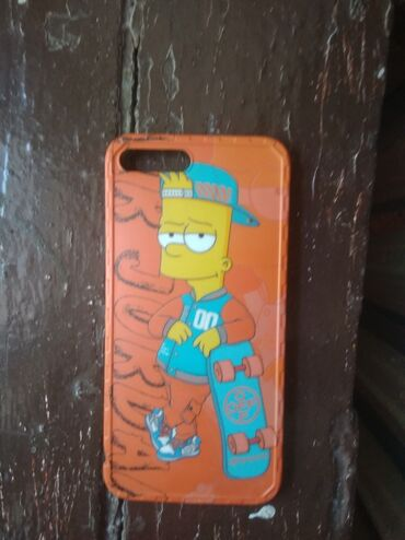 Чехол на айфон 8+ продаю без торга