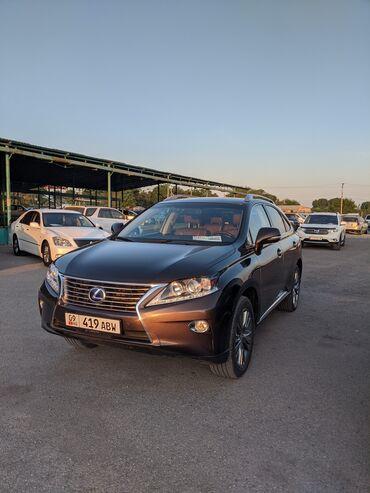 Lexus RX 3.5 л. 2013   120 км