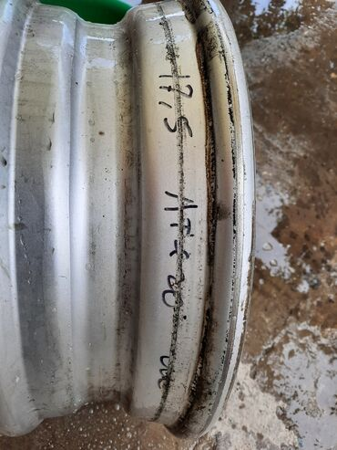 bentley arnage 675 twin turbo в Кыргызстан: Диски на Атего 17.5×675 широкий