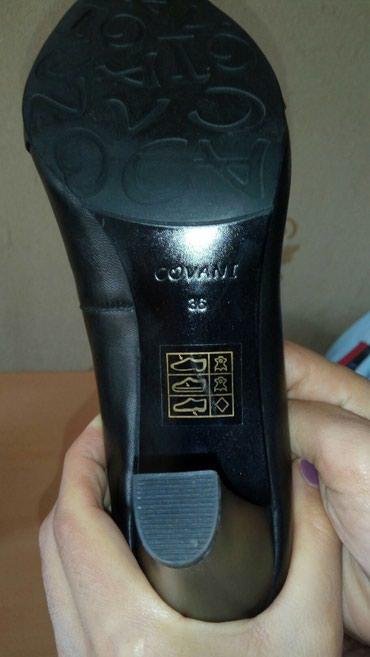 Bakı şəhərində Туфли кожаные Covani 36 размер- 50 azn.