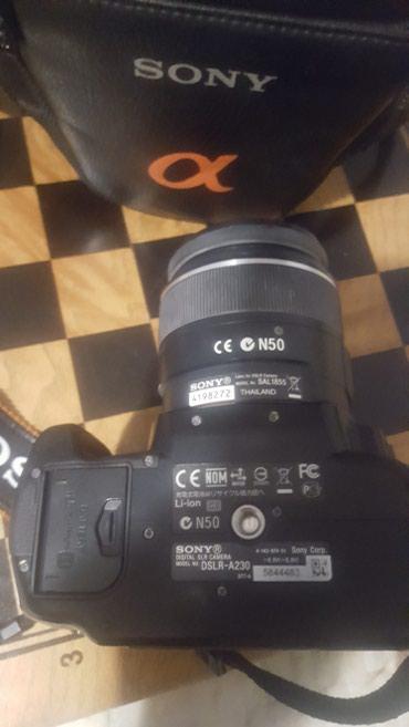 Sony A230 - цифровая зеркальная в Бишкек
