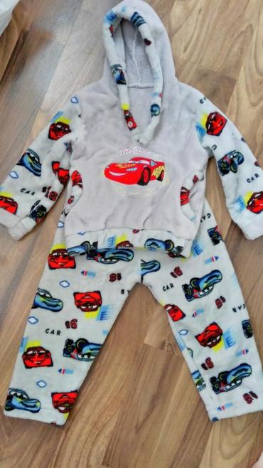Продаю пижаму детскую на 2-3 года, теплая, состояние идеальное