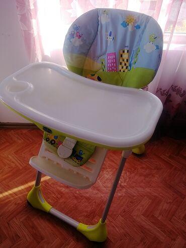 Продаю детский стульчик для кормления Chicco Polly,Италия