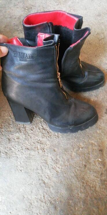 Женская обувь в Кемин: Деми сапоги. 38р
