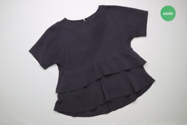 Женская одежда - Украина: Жіноча блуза з рюшами Cos    Довжина: 64 см Ширина плечей: 35 см Рукав