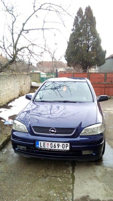 Astra u odličnom stanju kao na slikama za više informacija pozovite - Leskovac