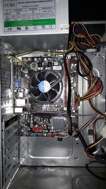 Системный блок Core i3 Отличныйв отличном состоянии, не греется, не