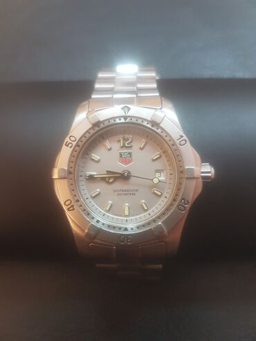 TAG HEUER PROFESSIONAL 200 METERS, WK 1312, SWISS MADE, SAPPHIRE