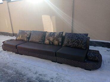 Распродажа! Новый диван, последний. Очень красивый материал,самовывоз