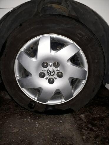 купить диски тойота камри в Кыргызстан: Toyota Camry Куплю такой колпак r16 Тойота Камри