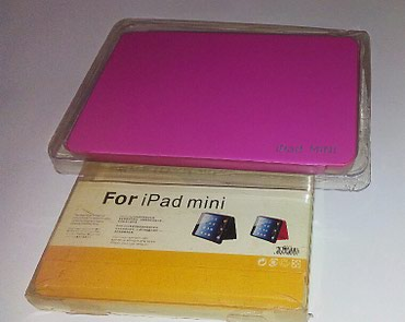 Apple ipad mini 1,2 ucun teze case. Original. в Bakı