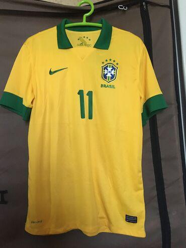Продаю футболку Nike (Neymar)  Новая, оригинал  Цена:1800