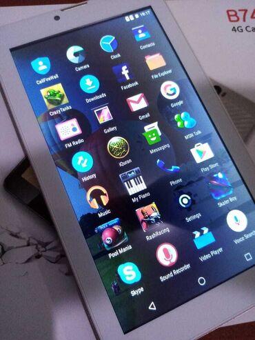 batareyalar - Azərbaycan: Smart2030 B742 planşetYenidir və orijinaldır.XüsusiyyətləriƏS: Android