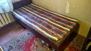 Продаю кровать без матраса. б/у. состояние хорошее. в Бишкек