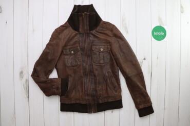 Жіноча куртка-шкірянка   Довжина: 57 см Ширина плечей: 39 см Рукав: 62