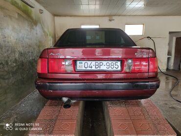 audi 80 1 8 quattro - Azərbaycan: Audi 100 2.3 l. 1991 | 247700 km