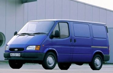 купить бус в рассрочку в Кыргызстан: Ford Transit 2.5 л. 1993 | 845457616 км