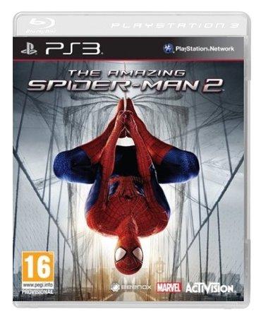 Bakı şəhərində Spider man 2 для ps3