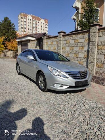 Автомобили - Кыргызстан: Hyundai Sonata 2 л. 2014
