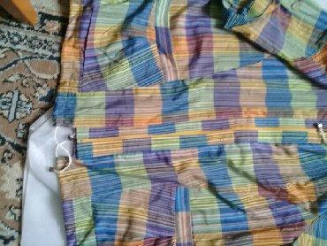 chrysler new yorker в Кыргызстан: Кофта рубашка на замке, тонкая, новая, 58 р/р, женская, х/б, т 300