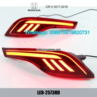 Honda CR-V Car LED running Bumper Brake Parking Warning LED Lights in Tīkapur
