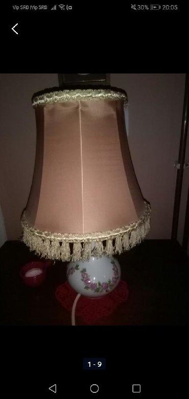 Rasveta | Sombor: Lampa hand made