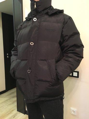 Мужская зимняя куртка пуховик в Бишкек