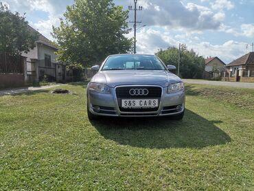 Audi a3 1 8 tfsi - Srbija: Audi A4 1.9 l. 2006