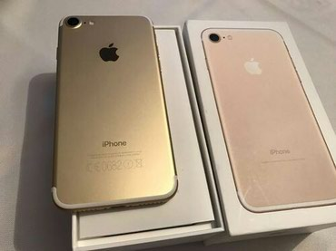 IPhone 7  gold  128gb.  в Бишкек