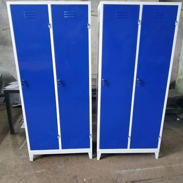 как заказать кошку в Кыргызстан: Металлические шкафы для раздевалки размер 2000х1000х430 см . на