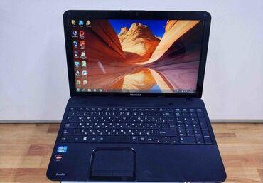 Toshiba komputerlerin qiymeti - Azərbaycan: TOSHIBA noutbuk Core i7 ela veziyyetdedir temirde ustada olmuyub . zar