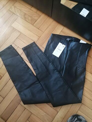 Ženske pantalone - Srbija: Nove Zara helanke. S velicina