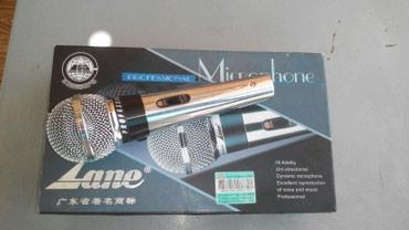 radio-mikrofon-shure-sm58 в Кыргызстан: Продам Микрофон для караоке