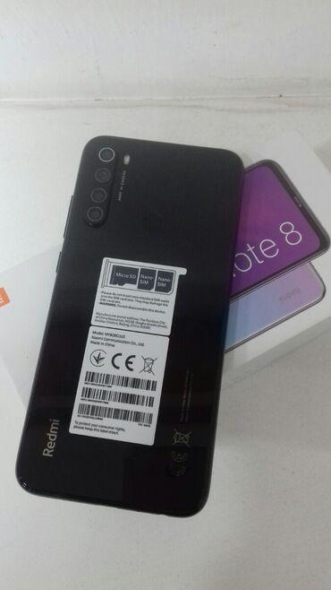 ucuz mac - Azərbaycan: Yeni Xiaomi Redmi Note 8 64 GB qara