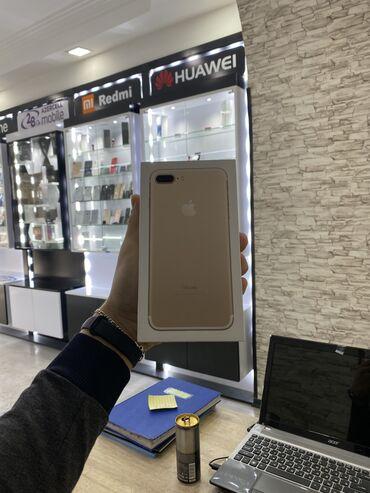 аккумулятор для телефона fly mc100 в Азербайджан: Б/У iPhone 7 Plus 32 ГБ Золотой