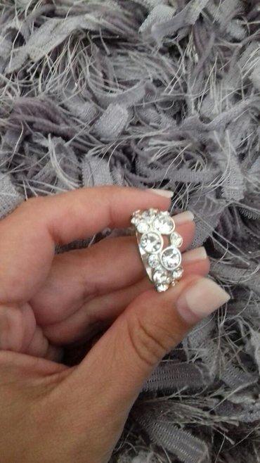 Ostalo | Nis: Prelep six prsten 499